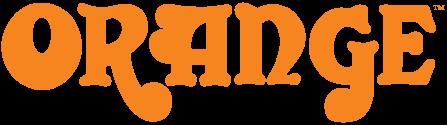 Orange Logo Berlin Guitars