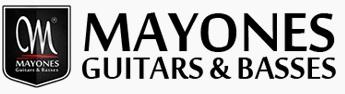 Mayones Logo Berlin Guitars